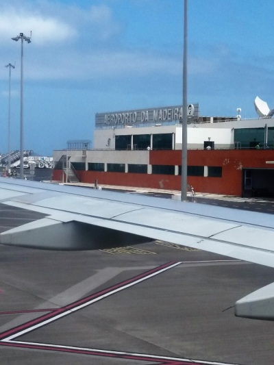 01. Aeropuerto de Madeira