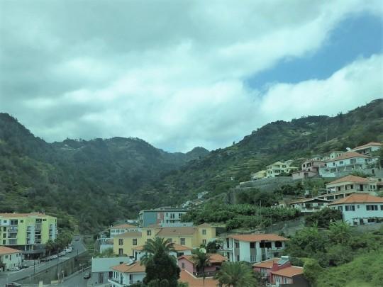 07. Del aeropuerto a Funchal