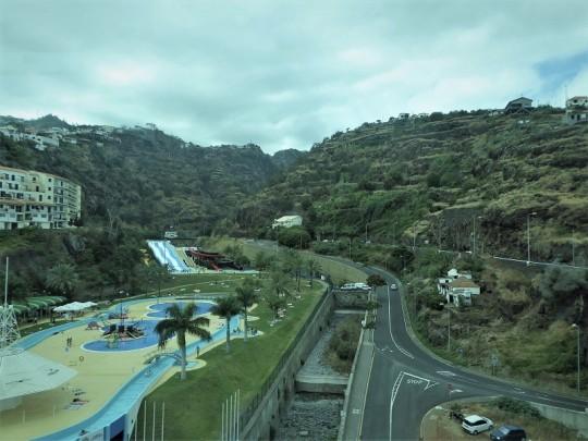 08. Del aeropuerto a Funchal