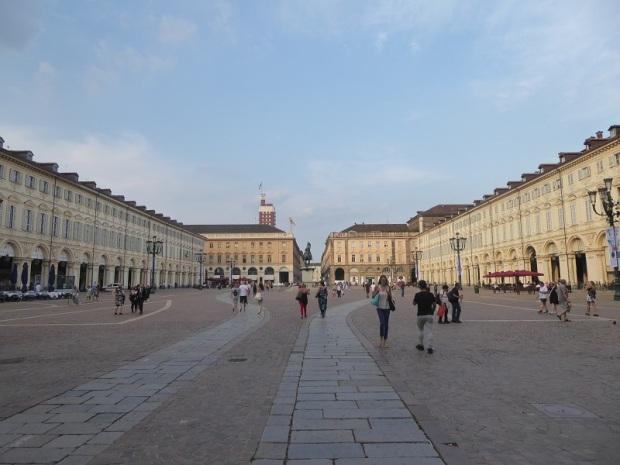 10. Piazza San Carlo