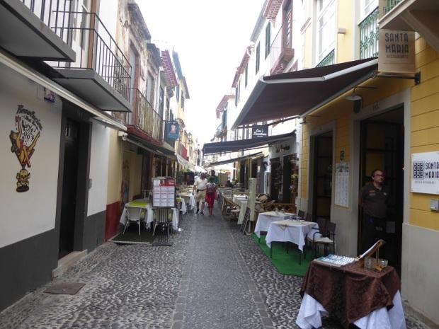 126. Funchal. Rua de Santa Maria