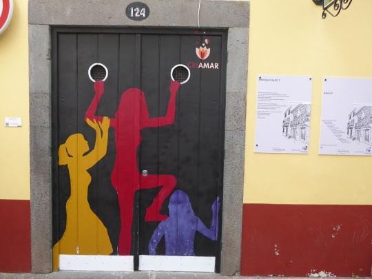 127. Funchal. Rua de Santa Maria
