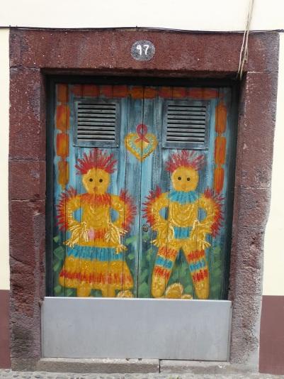 133. Funchal. Rua de Santa Maria