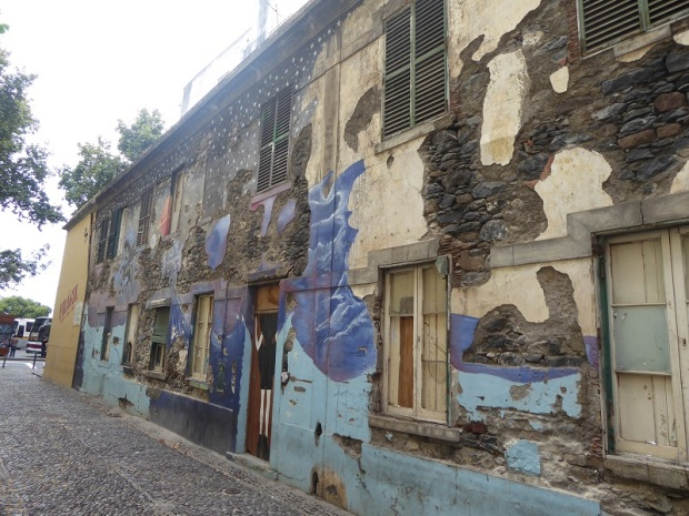 135. Funchal. Rua de Santa Maria