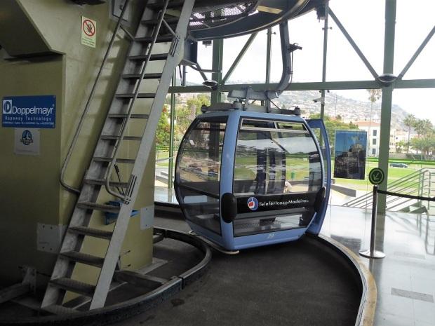 138. Funchal. Teleférico