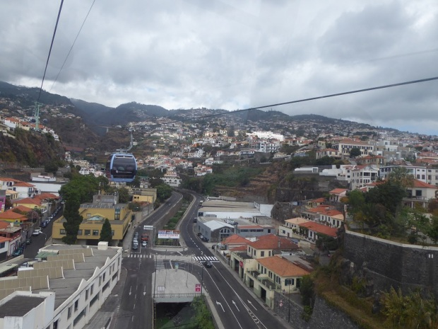 142. Funchal. Teleférico