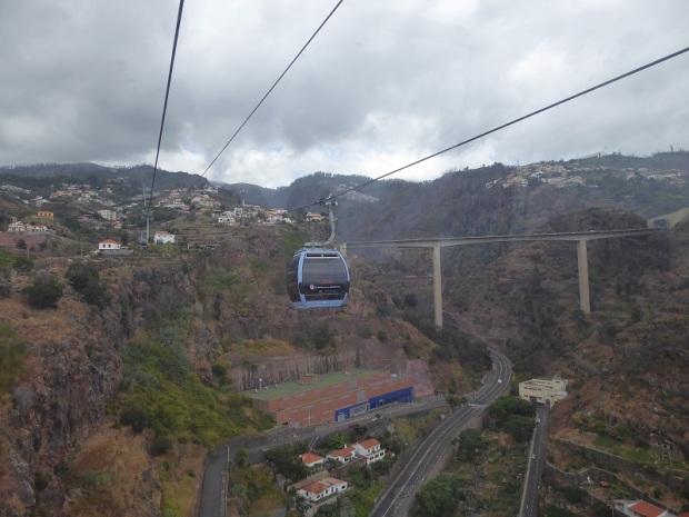 144. Funchal. Teleférico