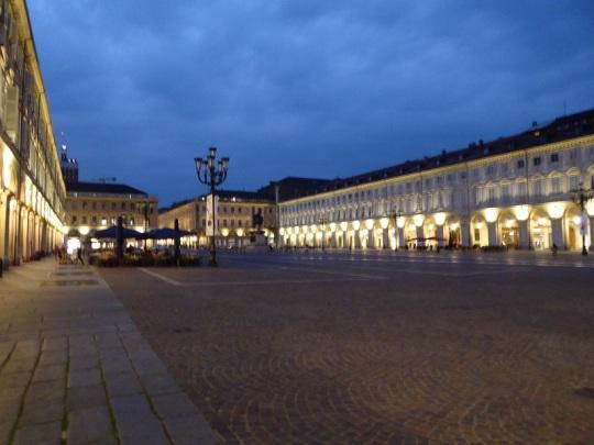 187. Piazza San Carlo