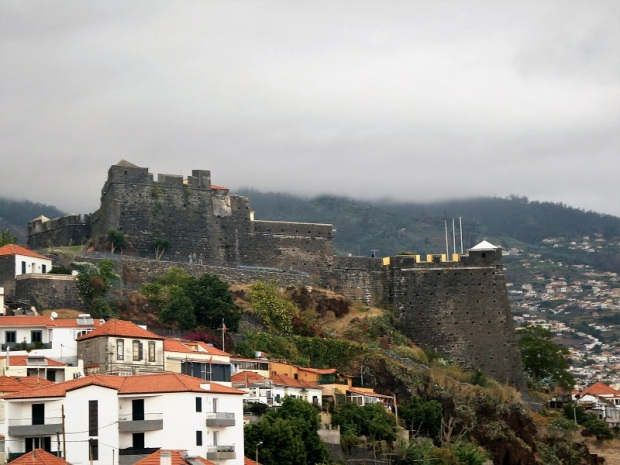 26. Funchal. La fortaleza