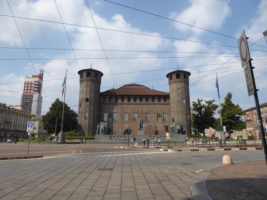 280. Palazzo Madama (fachada trasera)