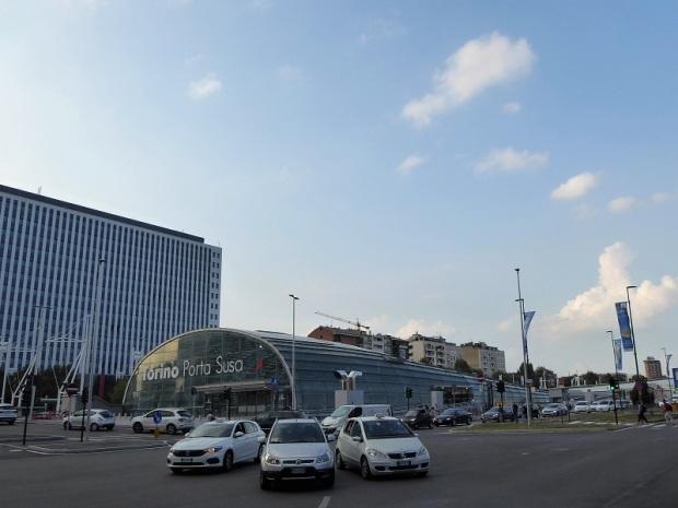 288. Estación de Porta Susa