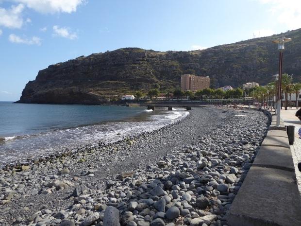 319. Machico. Playa