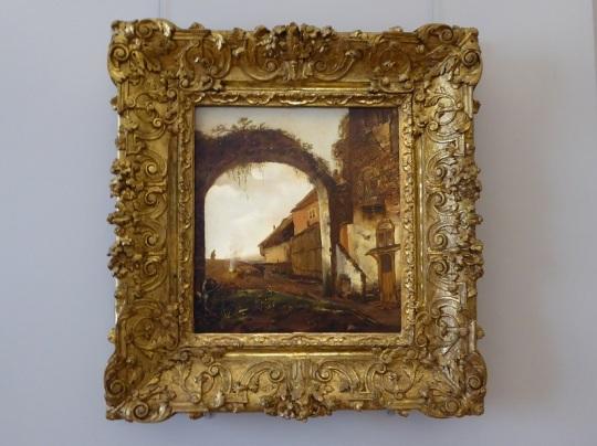 338. Palacio Real. Galería Sabauda. Casas de campo de Gaspard de Witte