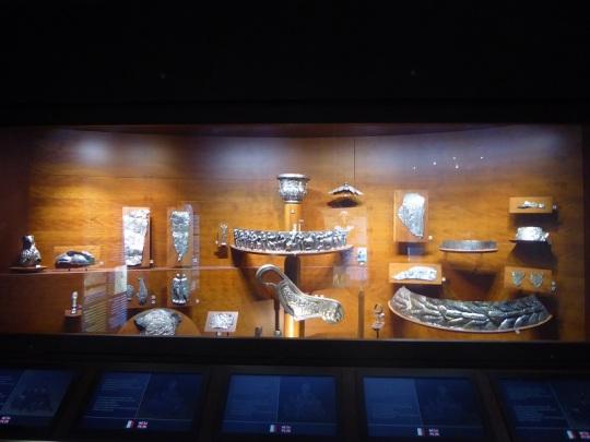 353. Palacio Real. Museo Arqueológico. tesoro de Marengo