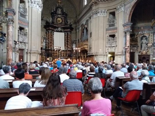 377. San Filippo Neri. Concierto con el Magnificat de Caldara