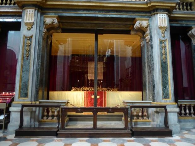 428. Catedral. Sábana Santa