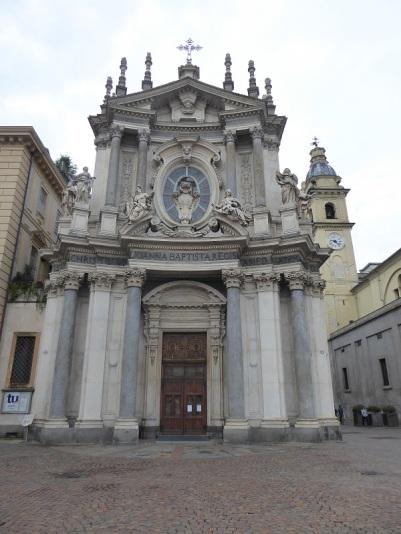 453. Piazza San Carlo. San Carlos Borromeo