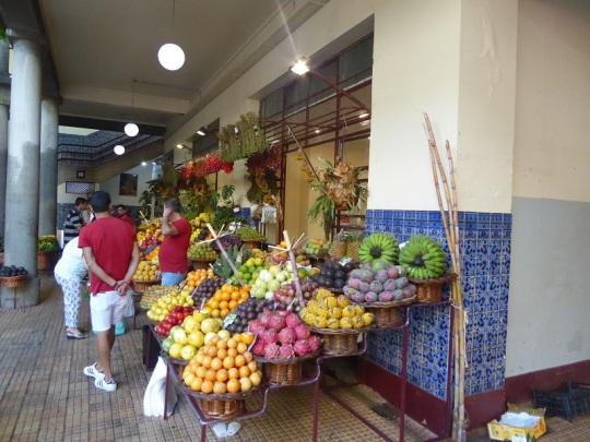 63. Funchal. Mercado central