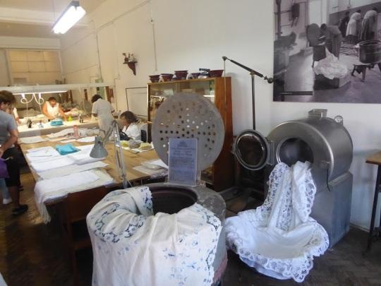 81. Funchal. Fábrica de bordados Bordal
