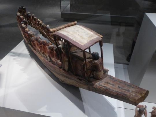 81. Museo Egipcio. La tumba de Ini