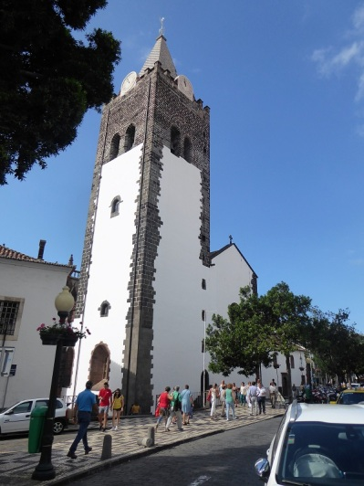 87. Funchal. catedral