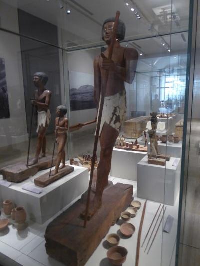 88. Museo Egipcio. Estatua de Djefahapi. Imperio Medio. XII dinastía. 1939-1875 a. C.