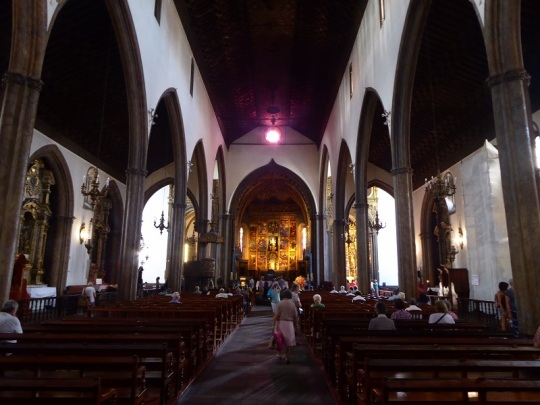 90. Funchal. Catedral