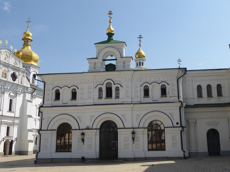 234. Monasterio de las Cuevas. Iglesia de los Santos Antonio y Teodosio