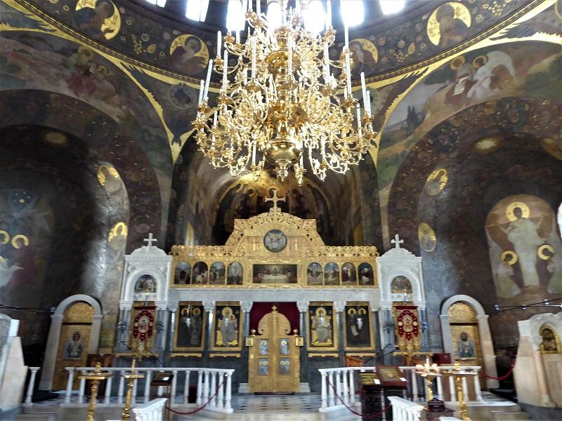 238. Monasterio de las Cuevas. Iglesia de los Santos Antonio y Teodosio