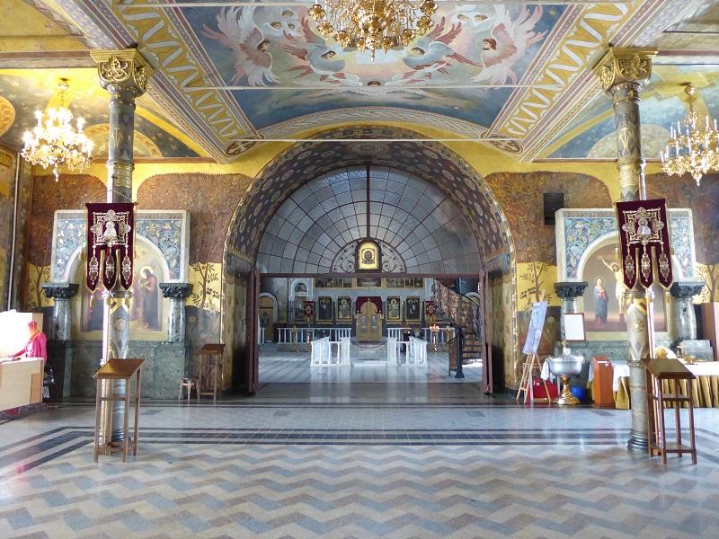 240. Monasterio de las Cuevas. Iglesia de los Santos Antonio y Teodosio