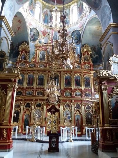 256. Monasterio de las Cuevas. Iglesia de la Exaltación de la Santa Cruz