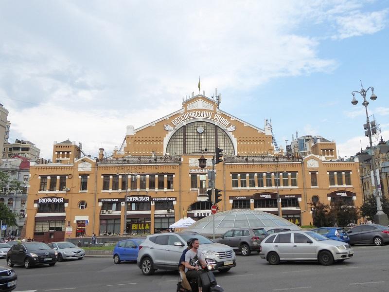 295. Mercado Besarabia