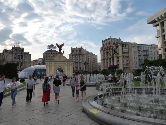 300. Plaza de la Independencia