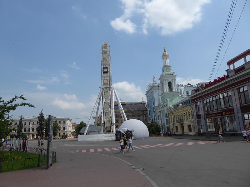 375. Plaza Kontraktova