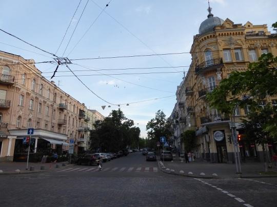 4. calle Bohdana Khmelnytskogo
