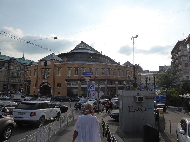 407. Mercado Besarabia