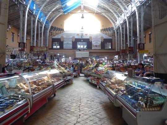 408. Mercado Besarabia