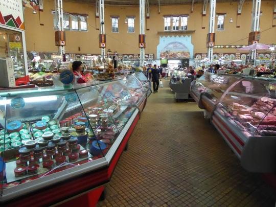 409. Mercado Besarabia