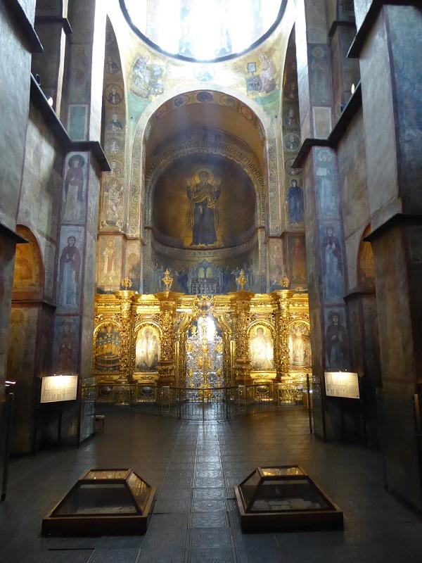 459. Catedral de Santa Sofía. Nave central