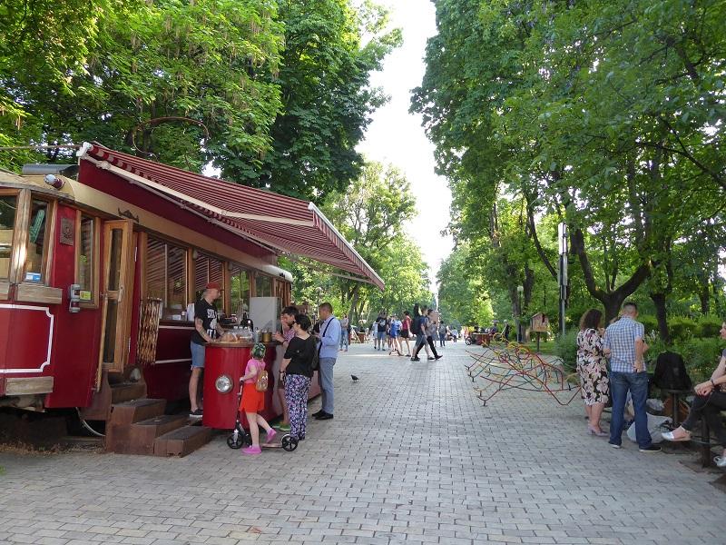 530. Parque Taras Shevchenko