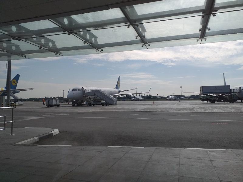 536. Aeropuerto Kiev