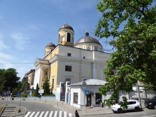 76. Catedral católica de San Alejandro