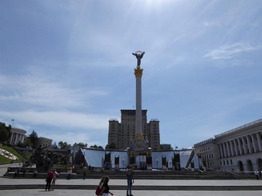 83. Plaza de la Independencia