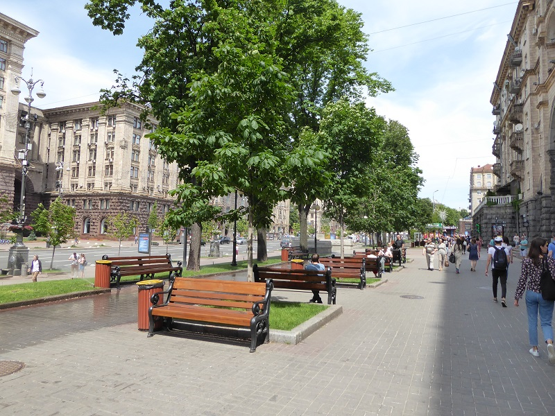 90. Calle Khreschatyk