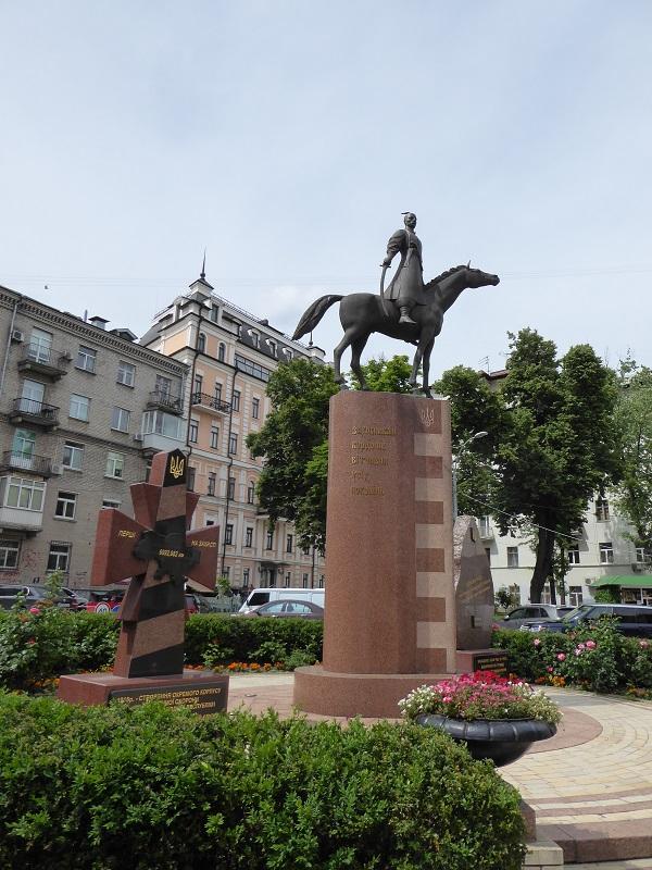 94. Monumento a los guardias fronterizos